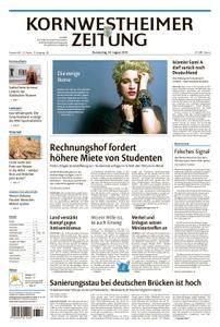 Kornwestheimer Zeitung - 16. August 2018