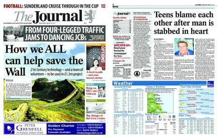 The Journal – August 23, 2017