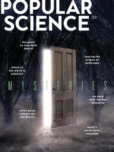 Popular Science USA - September/October 2020