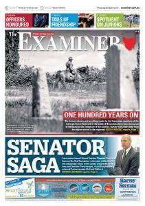 The Examiner - November 1, 2017