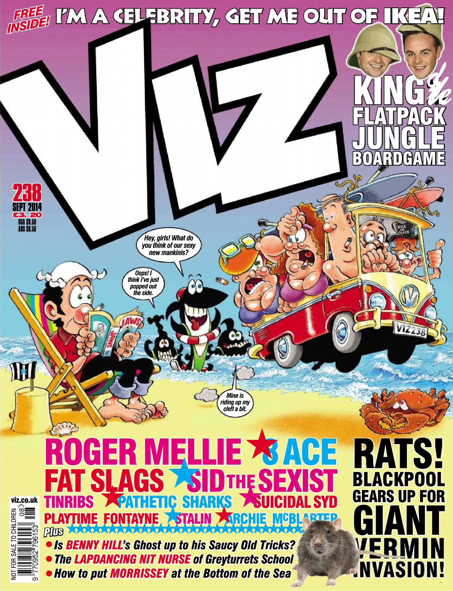 Viz No 238 2014 HYBRiD COMiC eBook
