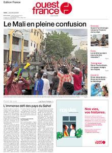 Ouest-France Édition France – 20 août 2020
