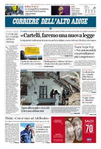 Corriere dell'Alto Adige – 10 gennaio 2019