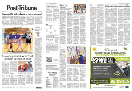 Post-Tribune – July 30, 2021
