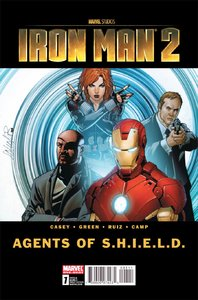 Iron Man 2: Agents of S.H.I.E.L.D. #1 (One-Shot)