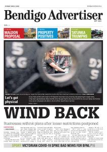 Bendigo Advertiser - June 22, 2020