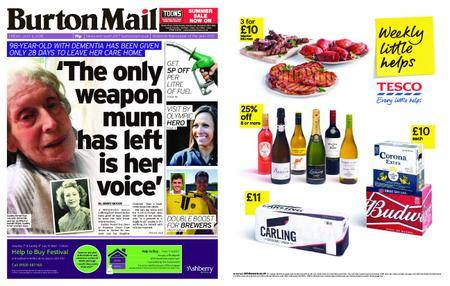 Burton Mail – July 06, 2018
