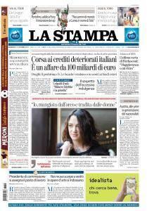 La Stampa Torino Provincia e Canavese - 15 Ottobre 2017