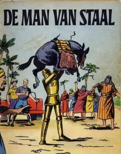 Archie De Man Van Staal - 01 - De Gouden Sfinx Andere scan