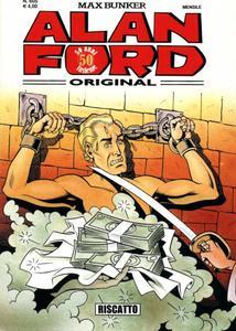Alan Ford N.605 - Riscatto (Ottobre 2019)