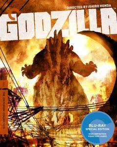 Godzilla (1956) Godzilla King of the Monsters + Extras [The Criterion Collection]