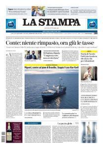 La Stampa Torino Provincia e Canavese - 24 Settembre 2020