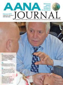 AANA Journal - February 2019