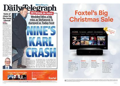 The Daily Telegraph (Sydney) – December 20, 2018
