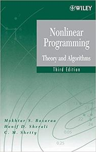Nonlinear Programming: Theory and Algorithms (Repost)