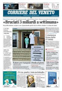 Corriere del Veneto Vicenza e Bassano – 24 marzo 2020