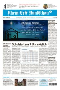 Kölnische Rundschau Rhein-Erftkreis/Bergheim – 01. Dezember 2020