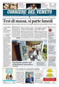 Corriere del Veneto Vicenza e Bassano – 18 aprile 2020