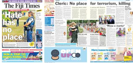 The Fiji Times – March 19, 2019