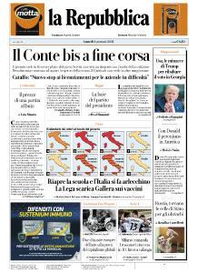 la Repubblica - 4 Gennaio 2021