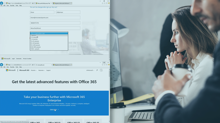 Setting up Microsoft 365 Tenancy and Subscription