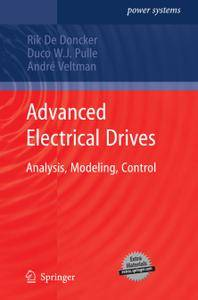 Advanced Electrical Drives: Analysis, Modeling, Control (Repost)