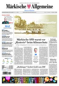 Märkische Allgemeine Dosse Kurier - 15. Juni 2019