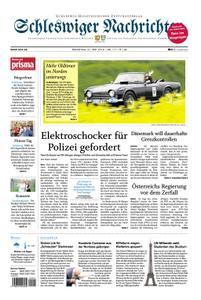 Schleswiger Nachrichten - 21. Mai 2019