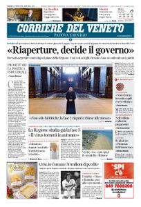 Corriere del Veneto Padova e Rovigo – 19 aprile 2020