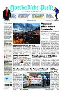 Oberhessische Presse Marburg/Ostkreis - 21. Mai 2019