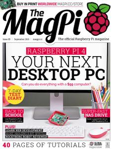 The MagPi - September 2019