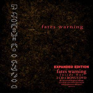 Fates Warning - Inside Out (1994) (Remastered, Expanded Edition, 2012) 2CD+DVD