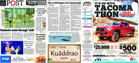 The Guam Daily Post – August 30, 2019