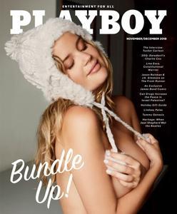 Playboy USA - November 2018