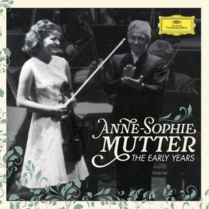Berliner Philharmoniker & Herbert von Karajan - Anne-Sophie Mutter: The Early Years (2018)