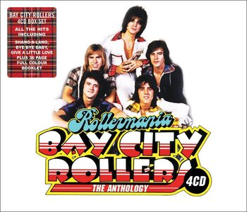 Bay City Rollers - Rollermania: The Anthology (2010) 4CD Box Set [Re-Up]
