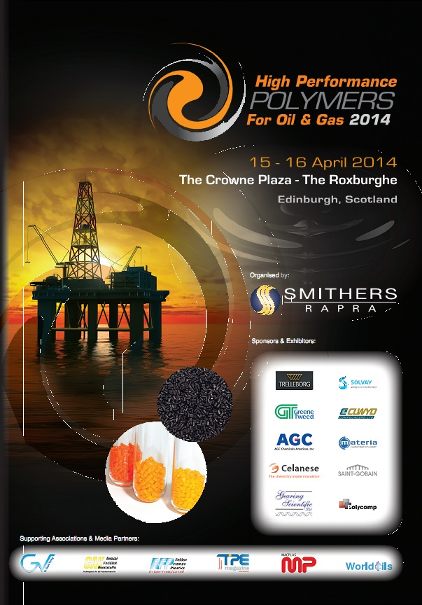 High Performance Polymers for Oil and Gas 2014