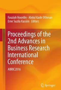 Proceedings of the 2nd Advances in Business Research International Conference: ABRIC2016