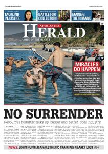 Newcastle Herald - August 6, 2019