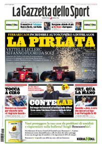 La Gazzetta dello Sport Bergamo – 18 novembre 2019