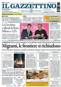 Il Gazzettino del Nord-Est - 05.01.2016