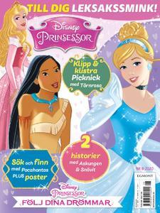 Disney Prinsessor – augusti 2020