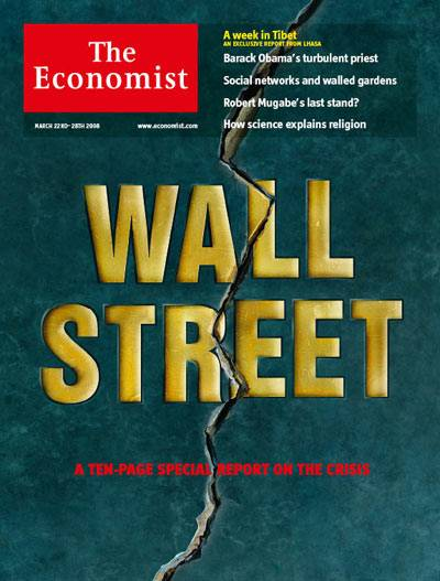 The Economist March 22 2008