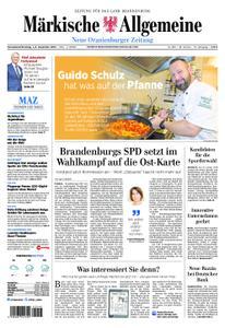 Neue Oranienburger Zeitung - 01. Dezember 2018