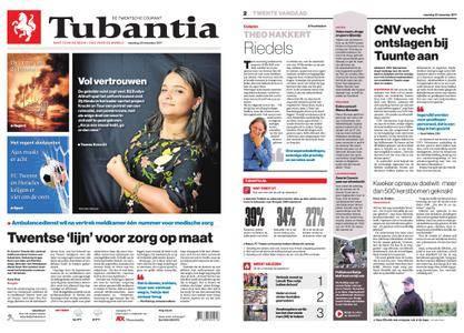 Tubantia - Enschede – 20 november 2017