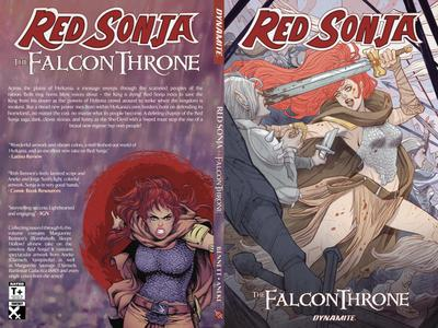 Red Sonja-The Falcon Throne 2016 Digital DR & Quinch