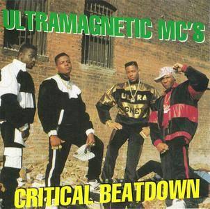 Ultramagnetic MC's - Critical Beatdown (1988) {1997 Next Plateau} **[RE-UP]**