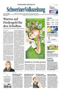 Schweriner Volkszeitung Hagenower Kreisblatt - 19. Juni 2018