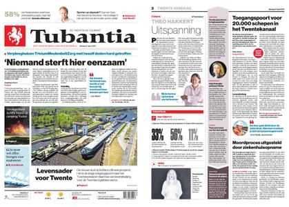 Tubantia - Enschede – 21 april 2020