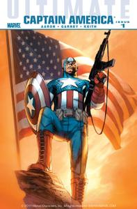 Ultimate Captain America 01 of 4 2011 Digital Zone